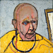 37 self-portrait-yellow 1997