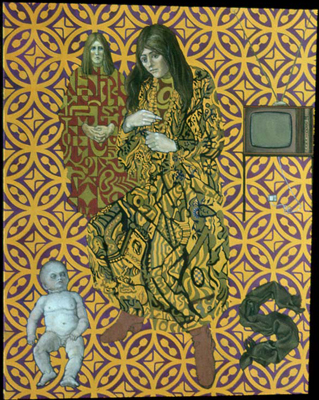 utermohlen-1971-mother-152x122cm-oil on canvas